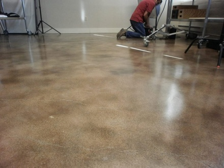 Interior concrete floors san jose ca epoxy acid staining - Interior concrete floor resurfacing ...