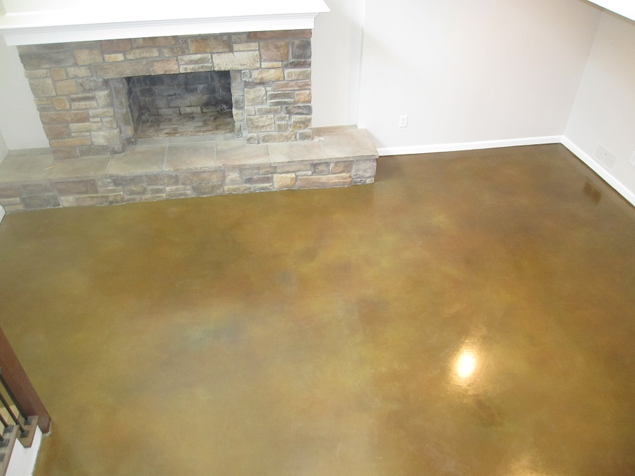 Concrete Floor Projects San Jose Concrete Resurfacing