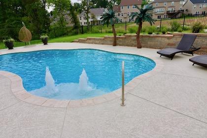 Concrete Pool Decks San Jose Resurfacing Repair Amp Coatings