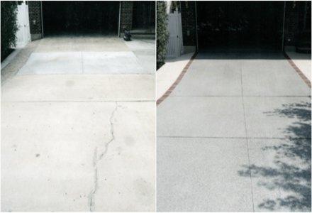 concrete repair san jose