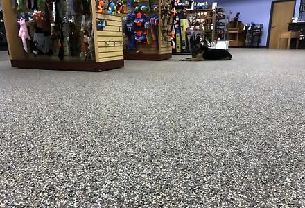 epoxy flooring san jose