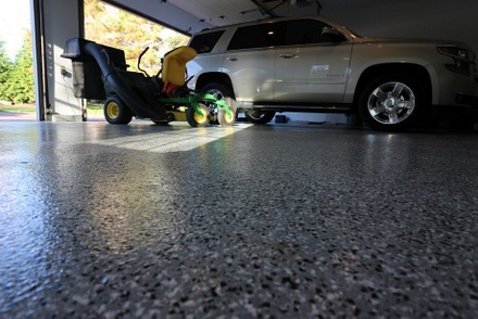 garage floor installation san jose