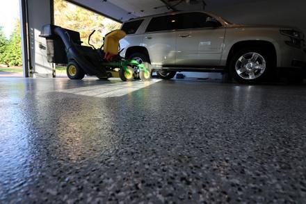 garage floor installation san jose