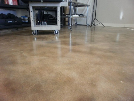 Polished Concrete San Jose, CA : Expert Polishing Contractor