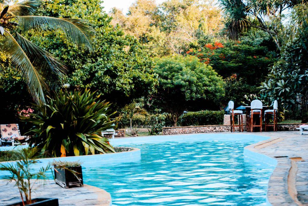 pool deck care